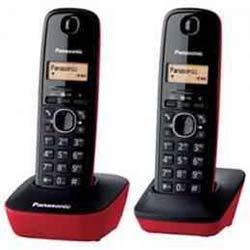 Panasonic KX-TG1612SPR - Kit de 2