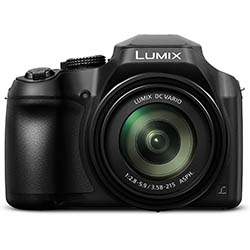 Panasonic Lumix DC-FZ82 - Cámara Bridge de 18.1 MP (Zoom de 60X, Objetivo F2.8-5.9 de 20-1200 mm, tecnología DFD, 4K, WIFI)
